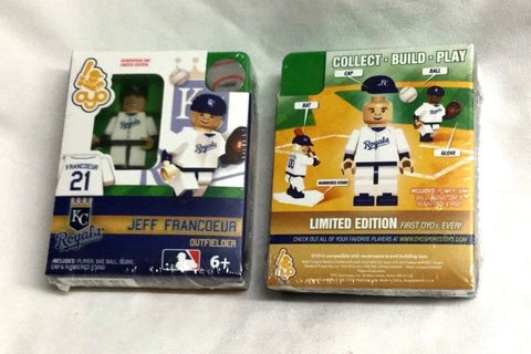 OYO Sports Figure Generation 1 Kasas City Royals Jeff Francoeur FREESHIP