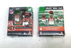OYO Sports Figure Gen 1 Series 1 NFL Cincinnati Bengals BenJarvus Green Ellis