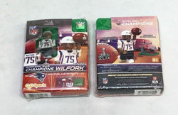 OYO Sports Figure Superbowl 49 Champions New England Patriots Vince Wilfork