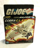 1984 Vintage GI Joe ARAH Cobra Claw Complete Boxed Blueprints Catalog Baggie