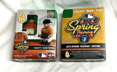 OYO Sports Figure 2013 Spring Training Generation 2 Matt Wieters Orioles