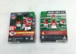 OYO Sports Figure Gen 1 Series 1 Kansas City Chiefs Jamaal Charles Rookie RC