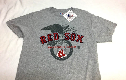NEW Official Boston Red Sox Grey Team Workout T Shirt Mens XXLarge FREESHIP