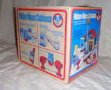 1976 Hasbro Walt Disney Mickey Mouse Clubhouse Play Set Complete Boxed Mint