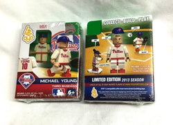 OYO Sports Figure Generation 2 Series 2 Philadelphia Phillies Michael Young
