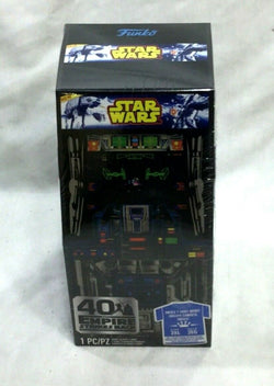 Funko Star Wars Empire Strikes Back 40th Anniversary Arcade Box T Shirt XLarge