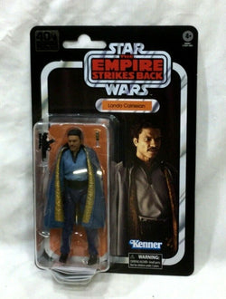 2020 Star Wars Empire Strikes Back ESB 40th Anniversary Lando Calrissian Figure