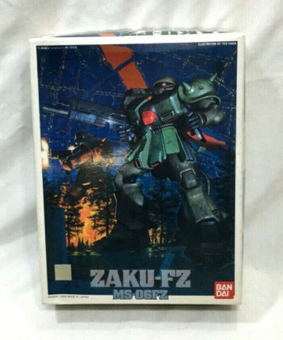 1989 Bandai Gundam 0080 #3 Zaku-FZ MS-06F 1/144 Model Kit New Boxed FREESHIP