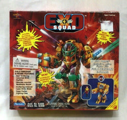 1994 Exo Squad Rita Torres Field Sergeant E-Frame Boxed Sealed Complete FREESHIP