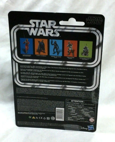 Star Wars Empire Strikes Back ESB 40th Anniversary Luke Skywalker Pilot Figure