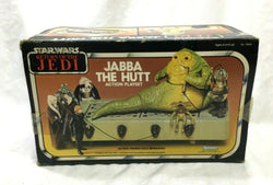 1983 Star Wars Return of Jedi ROTJ Jabba the Hutt Playset Sealed Boxed MISB Mint