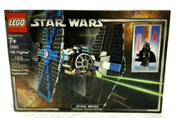2005 Lego Star Wars Tie Fighter & Darth Vader Set Sealed Boxed #7263 FREESHIP