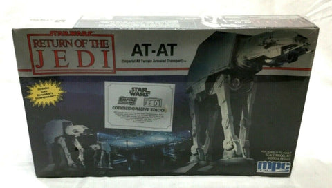 1989 MPC Star Wars ROTJ Return of Jedi AT-AT 8 Inch Walker Model Kit Sealed
