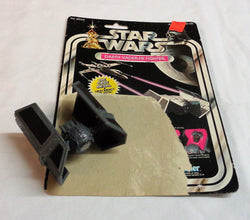 1978 Star Wars Diecast Darth Vader Tie Fighter Complete 21 Back Cardback
