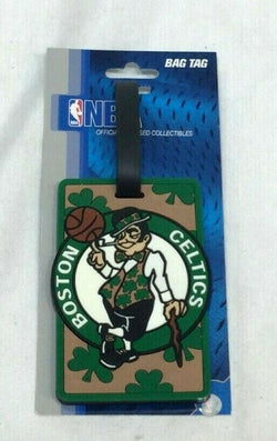 NBA Boston Celtics Luggage Tag Travel Bag ID Golf Tag FREESHIP