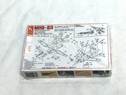 HobbyCraft Model Kit Soviet Russian MIG-23 1/144 Scale Sealed Boxed FREESHIP