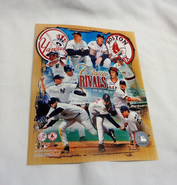 e9f24224d33dca Boston Red Sox New York Yankees Mantle Williams Great Rivalry Picture Photo  8x10