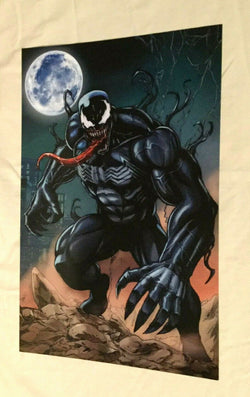 Marvel Comics Series Spiderman Venom Poster Picture 11x17 FREESHIP