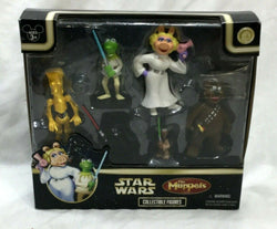 2008 Star Wars Muppets Star Tours Disney 6 Figure Boxed Set Sealed New FREESHIP