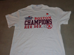 NEW Boston Red Sox 2013 World Series Champions Locker Room T Shirt Mens XXLarge