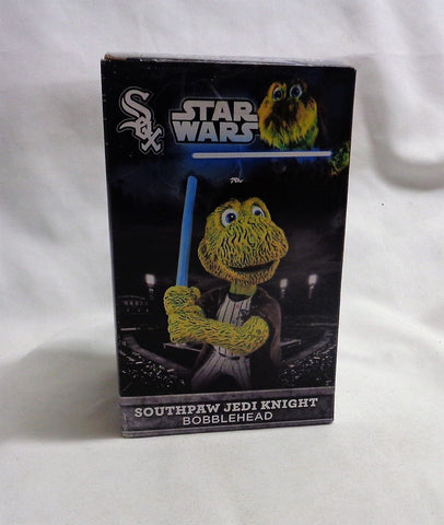 2016 May 4th Chicago White Sox Star Wars Jedi Southpaw Bobblehead Figure FREESHP