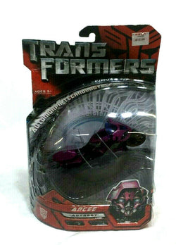 2007 Movie Transformers Arcee Deluxe MIB Sealed MOC Carded FREESHIP