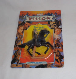 1988 Tonka Willow Sorcha & Horse Beautiful Warrior Figure MOC Carded FREESHIP