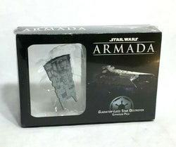 Star Wars Armada Miniatures Game Gladiator Class Star Destroyer Expansion Pack