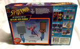 1996 Marvel Comics SpiderMan Sky Scraper Stunt Skyline Web Runner Sealed Boxed