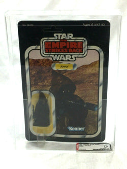 1980 Star Wars ESB Empire Strikes Back Jawa Figure 31 Back Graded AFA 70 Sealed