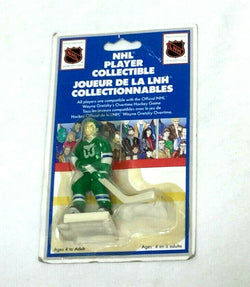 Wayne Gretzky's Overtime Hockey Game Hartford Whalers Figure MOC Carded Sealed