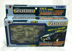 Tomy Kotobukiya Zoids KZ-01B Liger Zero Jager Unit Plastic Model Kit Boxed NEW