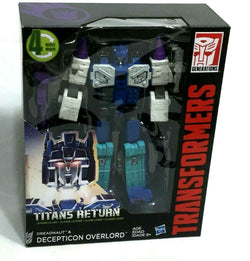 Transformers Titans Return Dreadnaut Overlord Leader Class Boxed Sealed FREESHP