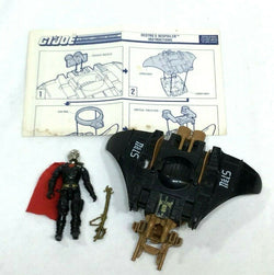 1988 GI Joe ARAH Iron Grenadiers Destro's Despoiler Complete Figure Instructions