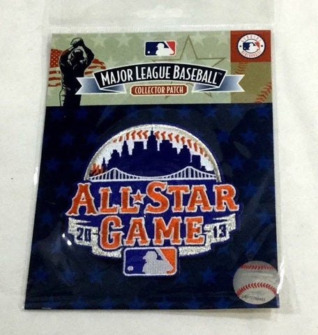 Official 2013 Allstar Game ASG New York Mets Citi Field Jersey Patch FREESHIP