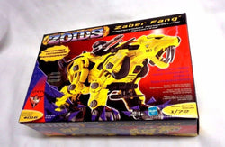 NEW 2001 Hasbro ZOIDS Motorized Model Kit Zaber Fang #016 Boxed Sealed FREESHIP