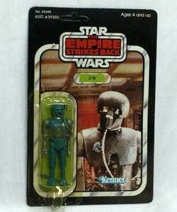 1981 Star Wars ESB Empire Strikes Back 2-1B Medical Droid Figure 41 Back MOC