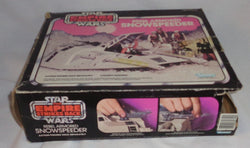 Vintage 1980 Star Wars ESB Empire Strikes Back Hoth Snowspeeder Complete Boxed