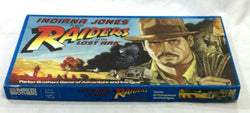 1982 Parker Bros Raiders of the Lost Ark Board Game Complete Indiana Jones Boxed