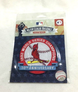 Have one to sell? Sell now - Have one to sell? Official St Louis Cardinals 1982 World Series Champions Jersey Patch FREESHIP