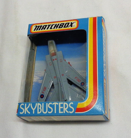 1981 Matchbox Skybusters SB-22 RAF Panavia Tornado Marine Jet Boxed Sealed New