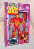 1994 Toy Biz Marvel Comics Iron Man 10 Inch Figure Deluxe Edition Boxed Sealed
