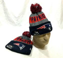 New England Patriots New Era On Field Sideline Coaches Winter Knit Hat Beanie