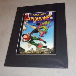 1966 Marvel Comics Amazing SpiderMan #39 Green Goblin 16x20 Poster Picture