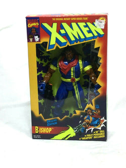1994 Toybiz Marvel Xmen Bishop Figure 10 Inch Deluxe Boxed NEW Sealed FREESHIP