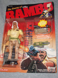 1985 Coleco Rambo Savage Enemy Nomad Action Figure MOC Carded Sealed FREESHIP