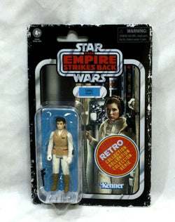 Star Wars ESB Empire Strikes Back Retro Collection Princess Leia Hoth Figure