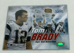 Super Bowl Champions New England Patriots Tom Brady Collage Picture Photo 8x10