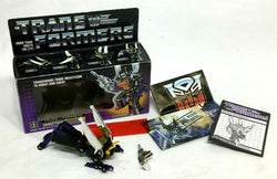 1985 Vintage G1 Transformers Insecticon Kickback Boxed Complete Hasbro FREESHIP