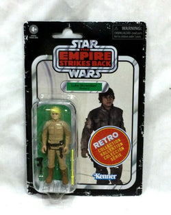 Star Wars ESB Empire Strikes Back Retro Collection Luke Skywalker Bespin Figure